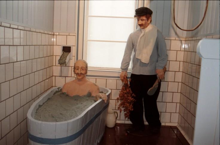 En fin badegjest
